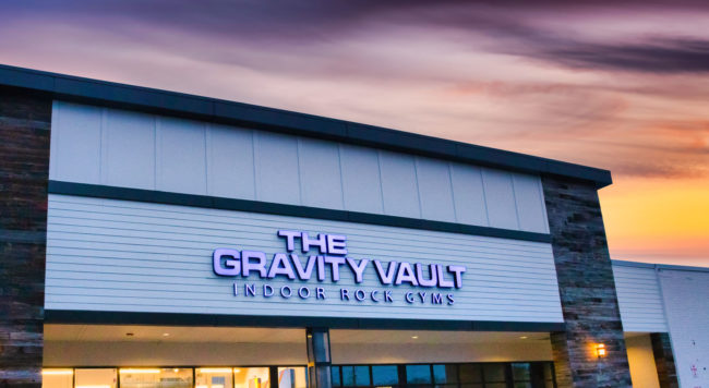 10th Gravity Vault gym in Brick, New Jersey