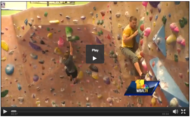 WBAL News coverage about Tiffin.