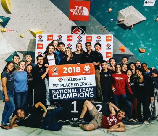 Stanford Climbing Team