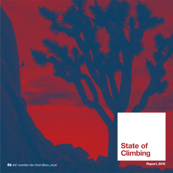AAC State of Climbing Report