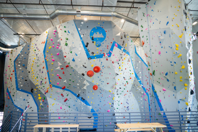 Climbing Gyms and Trends 2019 - Summit Plano