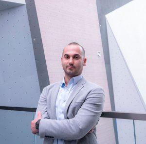 Techtopia CTO Dian Deskov