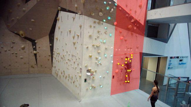 Techtopia AI Device for Gym Safety