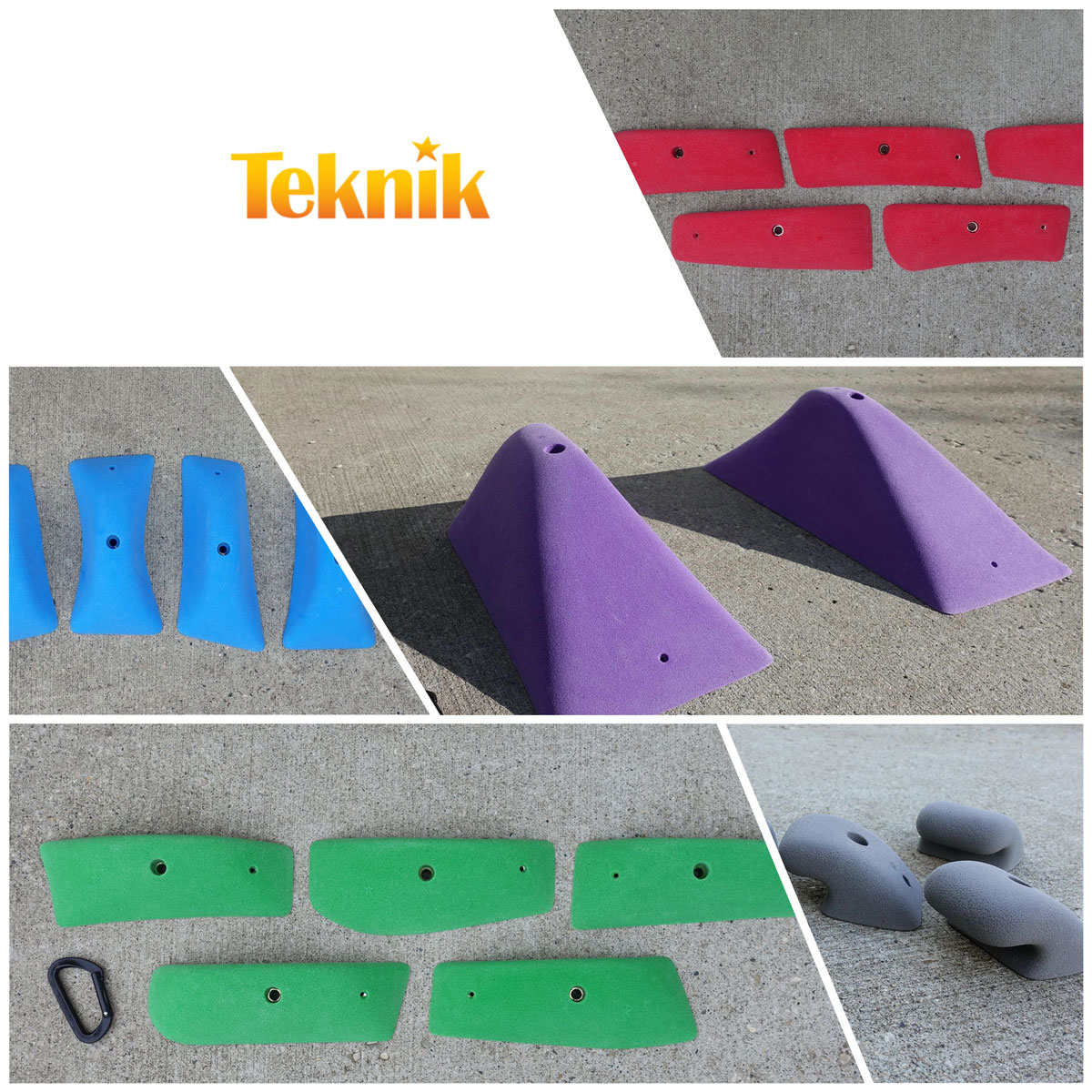 Teknik's Scarabs, Fangs, Pinches and downclimb jugs