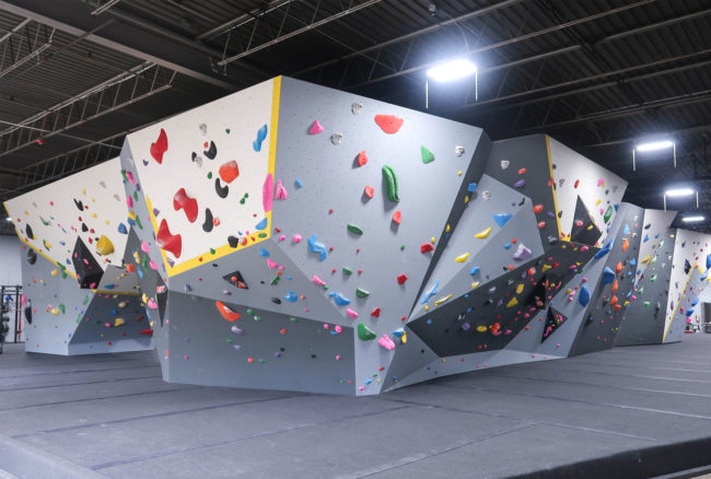 Inside the new Atlanta bouldering gym The Overlook