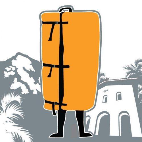 The Pad Climbing logo
