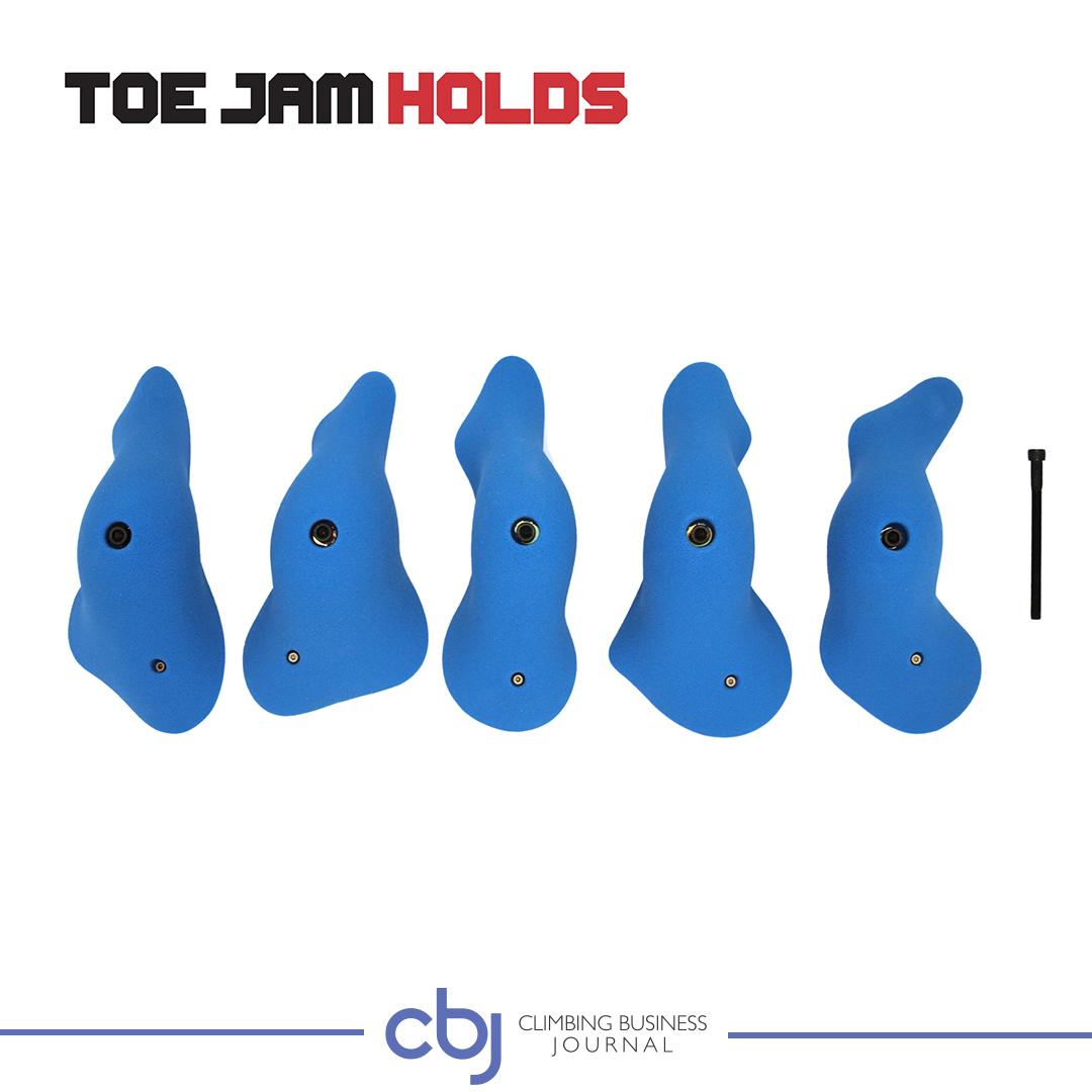 Toe Jam Holds