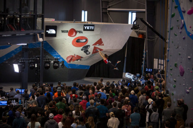 USA Climbing is looking for host venues for key 2021 competitions.