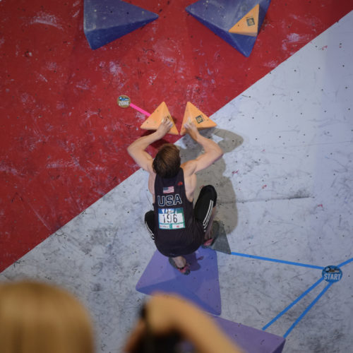 USA Climbing Approves Competition Changes