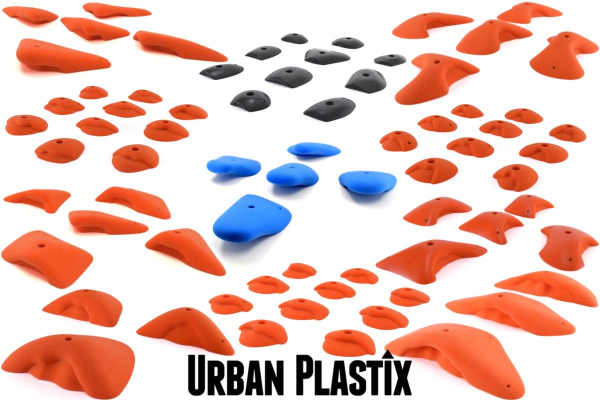 Urban Plastix' new grips by Peter Juhl