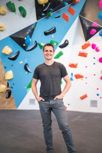 VITAL's co-founder David Sacher