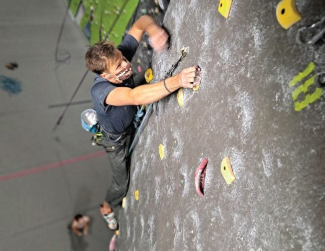 Washington Indoor Climbing Coalition