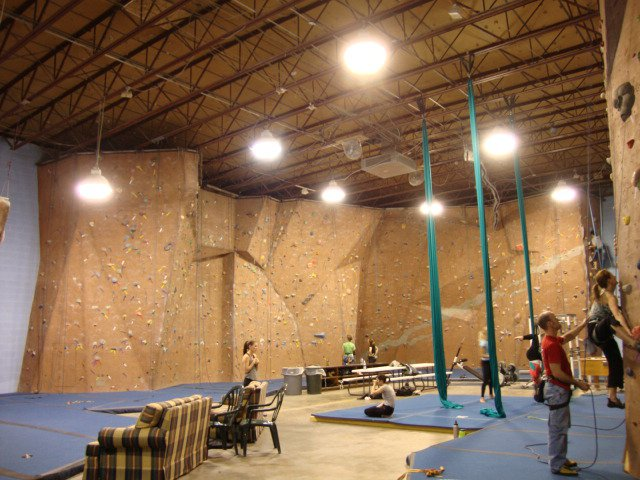 Wall Crawler is among the Georgia climbing gyms that plan to reopen.