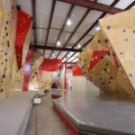 The new Santa Fe Climbing Center.  Photo: SFCC