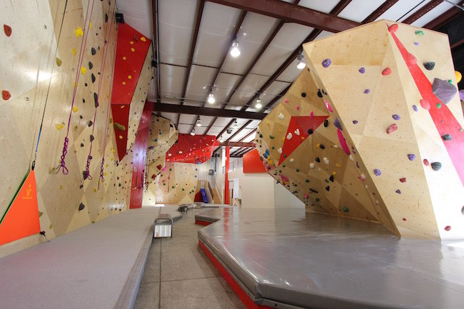Santa Fe Gets Shiny New Gym | Climbing Business Journal