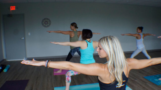 Lessons Learned from the Covid Crisis (Vol 1): yoga with On The Rocks