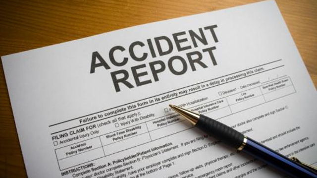 accident report forms for business