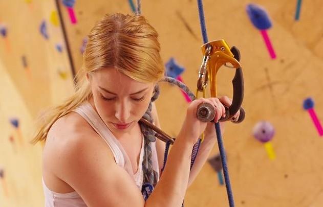 Photo: Adaptive Climbing Group
