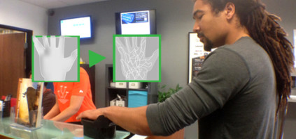 Biometric Scanner Speeds Check-Ins