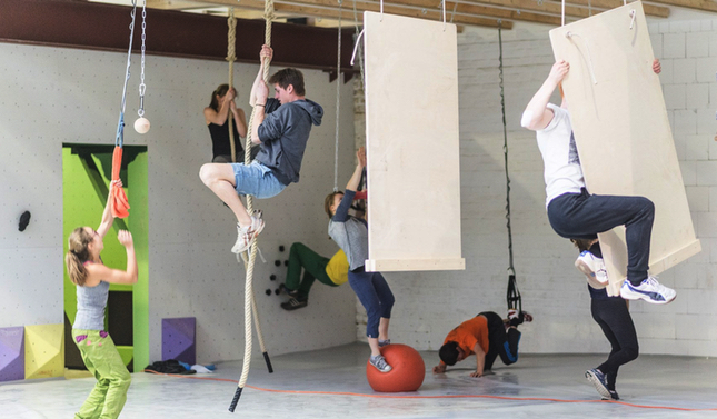 Rock Climbing Gym Business Plan