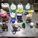 Cleaning Chemicals a Danger to Equipment