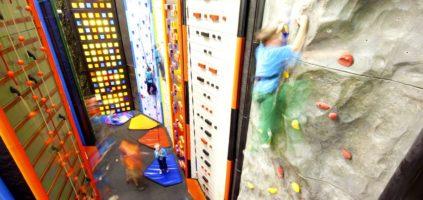Fun Climbing Takes Hold