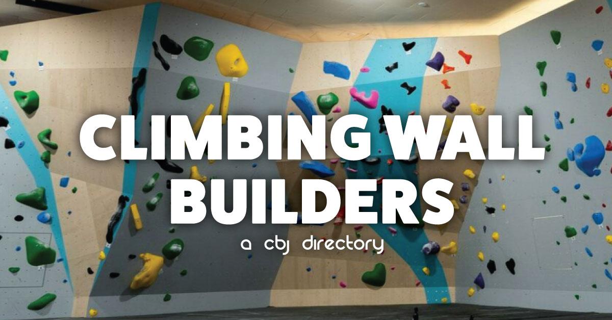 climbing wall builders
