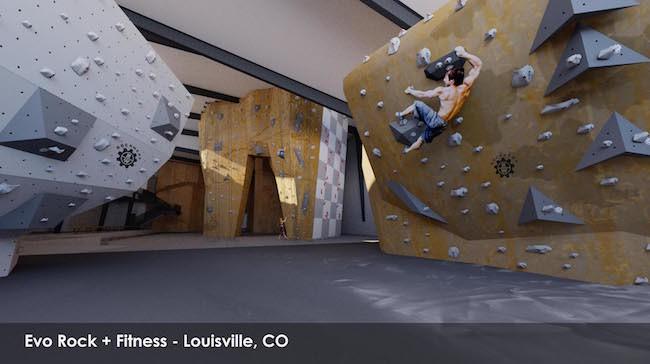New Louisville Evo rendering.  Photo: Evo
