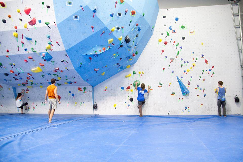 New Arizona Climbing Gym Climbing Business Journal