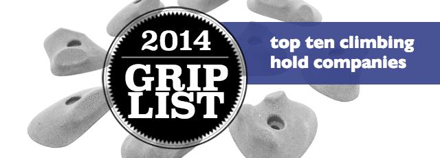 2014 Grip List
