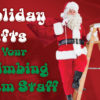 Holiday gifts for your climbing gym staff