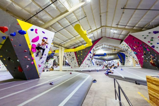 Inside Hollywood Boulders. Photo: Touchstone