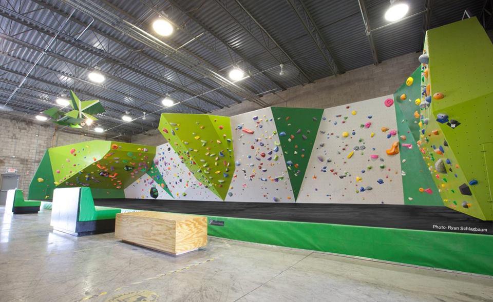 Kinetic Climbing. Photo: Kinetic.