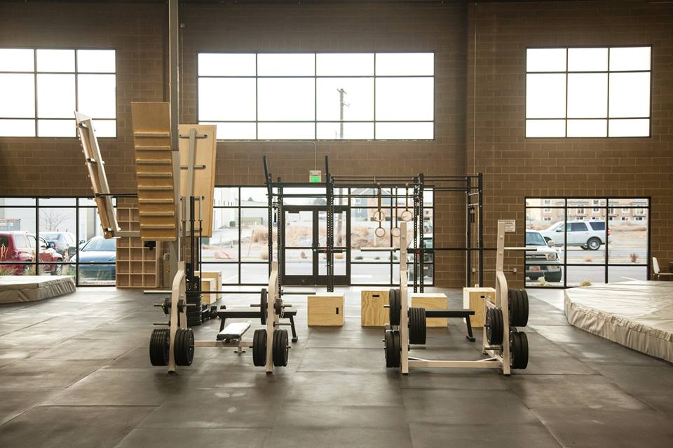Momentum Lehi training area. Photo: Momentum.