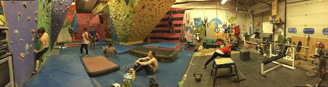 New Paltz Climbing Co-op.  Photo: New Paltz Climbing Co-op.