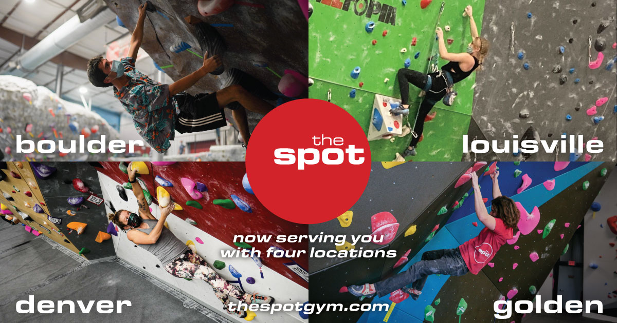 The Spot Now You With Four Locations