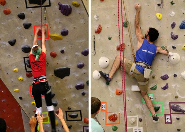 Photos: Adaptive Climbing Group & Catalysts Sports