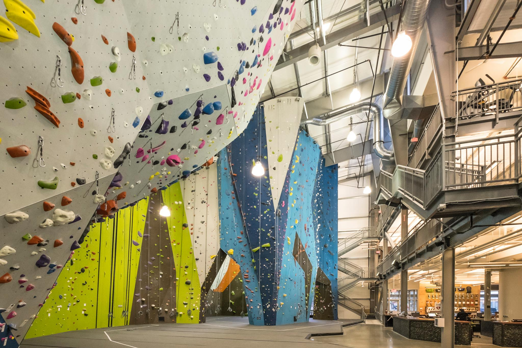 New Planet Granite In So Cal And Texas Climbing Business Journal