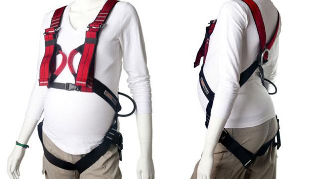 pregnant_harness