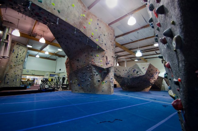 Adaptation Ahead For La Gyms Climbing Business Journal