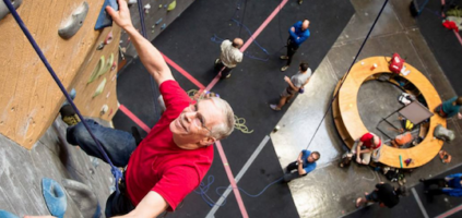 Climbing For Seniors