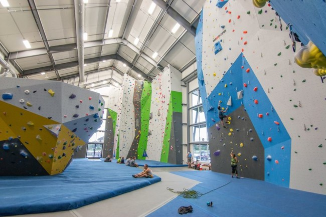 Gyms and Trends of 2015 | Climbing Business Journal