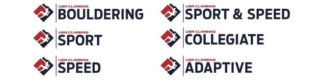 New USAC logos