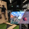 VR Climbing Game in Your Gym